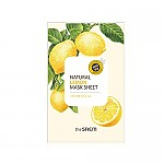 [The saem] Маска с экстрактом лимона Natural Lemon Mask Sheet