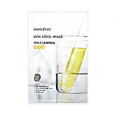 [Innisfree] Skin Clinic Mask Sheet (Vita C) 20ml