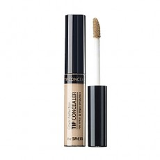 [The saem] Консилер Cover Perfection Tip Concealer #1.5 (Natural Beige)