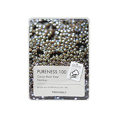 [Tonymoly] Тканевая маска Pureness 100 Mask Sheet #Caviar