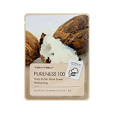 [Tonymoly] Маска для лица Pureness 100 Mask Sheet #Sheabutter