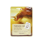 [Tonymoly] Маска с экстрактом муцина улитки Pureness 100 Mask Sheet #Snail