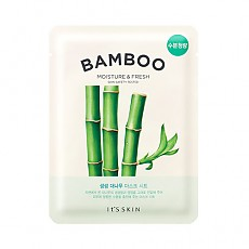 [It's Skin] Маска с экстрактом бамбука The Fresh Mask Sheet Bamboo