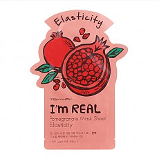 [Tonymoly] Тканевая маска I`m REAL Pomegranate Mask Sheet Elasticity