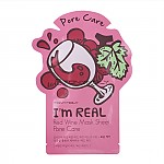 [Tonymoly] Тканевая маска I`m REAL Red Wine Mask Sheet Pore Care