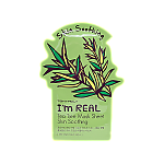 ]Тканевая маска I`m REAL Tea Tree Mask Sheet Skin Soothing