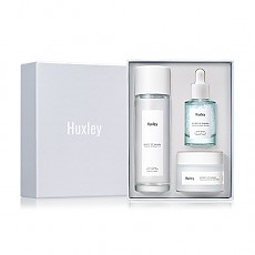[Huxley] Увлажняющий набор Hydration Trio set (Тонер Extract it 120мл + Эссенция Grab Water + Крем Fresh and More)
