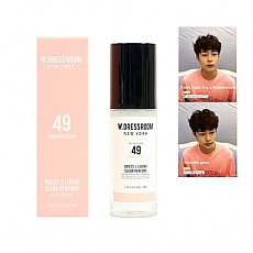 [W.DRESSROOM] Парфюмированная вода Dress & Living Clear Perfume No.49 (Peach Blossom) 70ml