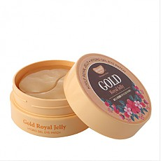 [KOELF] Патчи Gold & Royall jelly Mask pack eye patch 60шт