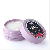 [KOELF] Патчи с экстрактом жемчуга и масла ши Pearl & Shea Butter Mask pack eye patch 60 sheets