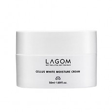[Lagom] Крем для лица Cellus White Moisture Cream 50мл