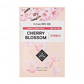 [Etude house] 0.2mm Therapy Air Mask (Cherry Blossom)