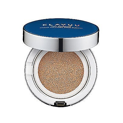 [Klavuu] Кушон с морским коллагеном Blue Pearlsation High Coverage Marine Collagen Aqua Cushion #23
