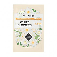 [Etude house] 0.2mm Therapy Air Mask (White Flowers)