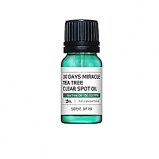 [SOME BY MI] Масло от воспалений 30DAYS MIRACLE TEA TREE CLEAR SPOT OIL 10мл