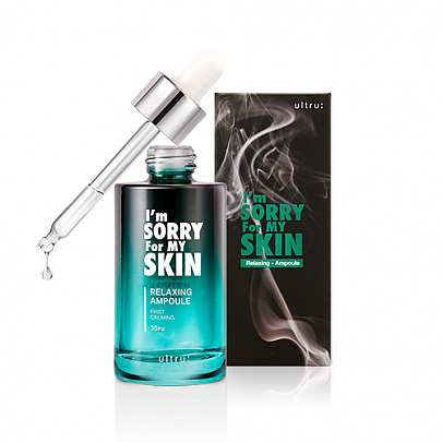 [I'm Sorry For My Skin] Relaxing Ampoule 30ml