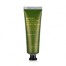 Shea Butter and Olive Hand Cream 50g