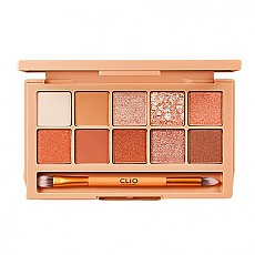 [CLIO] Pro Eye Pallete 02 (Brown Choux)