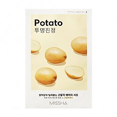 [Missha] AIry Fit Sheet Mask # Potato