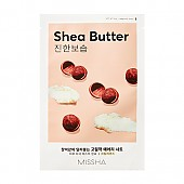 AIry Fit Sheet Mask # Shea Butter