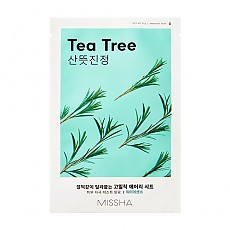 [Missha] AIry Fit Sheet Mask # Tea Tree