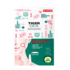 [it's skin] Патчи для акне Tiger Cica Spot Dressing Patch