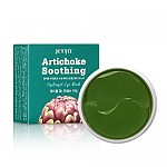 [Petitfee] Патчи для глаз Artichoke Soothing Hydrogel Eye Mask 60шт