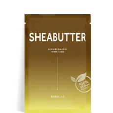 [Barulab] The Clean Vegan SHEABUTTER Mask 10pc