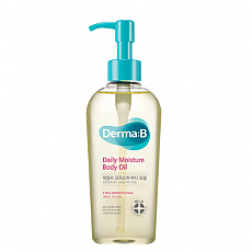 [Derma-B] Масло для тела Daily Moisture Body Oil 200ml