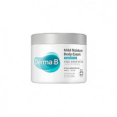 [Derma-B] Mild Moisture Body Cream 430ml