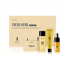[Nacific] Origin Fresh Kit (soap 30g+Toner 30ml+serum 10ml+Cream 20ml)