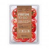 [Tonymoly] Fresh To Go Tomato Mask Sheet