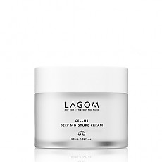 [Lagom] CELLUS DEEP MOISTURE CREAM 60ml (Renewal)
