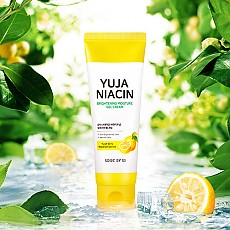 [Some by mi] Остветляющий гель-крем Yuja Niacin Brightening Moisture Gel Cream 100ml