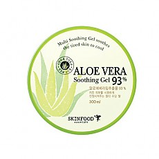 [Skinfood] Aloe Vera 93% Soothing Gel 300ml