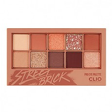 [CLIO] *NEW*  Pro Eye Pallete #04 Street Brick