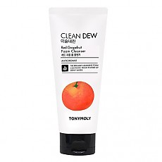 [Tonymoly] CLEAN DEW RED GRAPEFRUIT FOAM CLEANSER(RENEWAL)