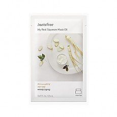 [Innisfree] *Renewal* My Real Squeeze Mask EX [Ginseng]