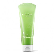 [Frudia] Green Grape Pore Control Scrub Cleansing Foam 145ml