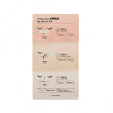 [Etude House] 3-Step Clear Nose Kit