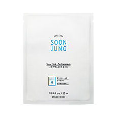 [Etude House] Soonjung Panthensoside Sheet Mask