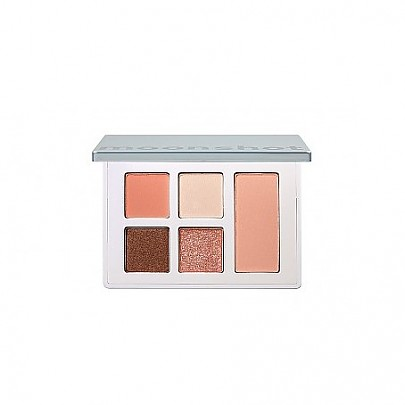 [Moonshot] Pure Layered Palette # Lively Coral