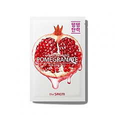 [the SAEM] Natural Pomegranate Mask Sheet