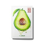 [the SAEM] Natural Avocado Mask Sheet