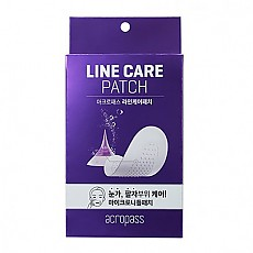 [Acropass] Гиалуроновые патчи с микроиглами Line Care Patch (4 патча)