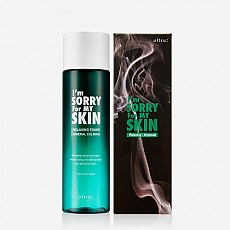 [I'm Sorry for My skin] Успокаивающий тонер Relaxing Toner - Mineral Calming 200мл
