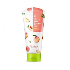 [Frudia] My Orchard Peach Cleansing Foam 120g (Low Ph Cleanser)