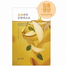[Goodal] quince infused honey mild sheet mask