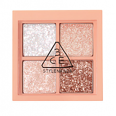 [3CE]  MINI MULTI EYE COLOR PALETTE #DIAMOND GLINT