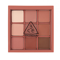 [3CE] Палетка теней MULTI EYE COLOR PALETTE #DRY BOUQUET